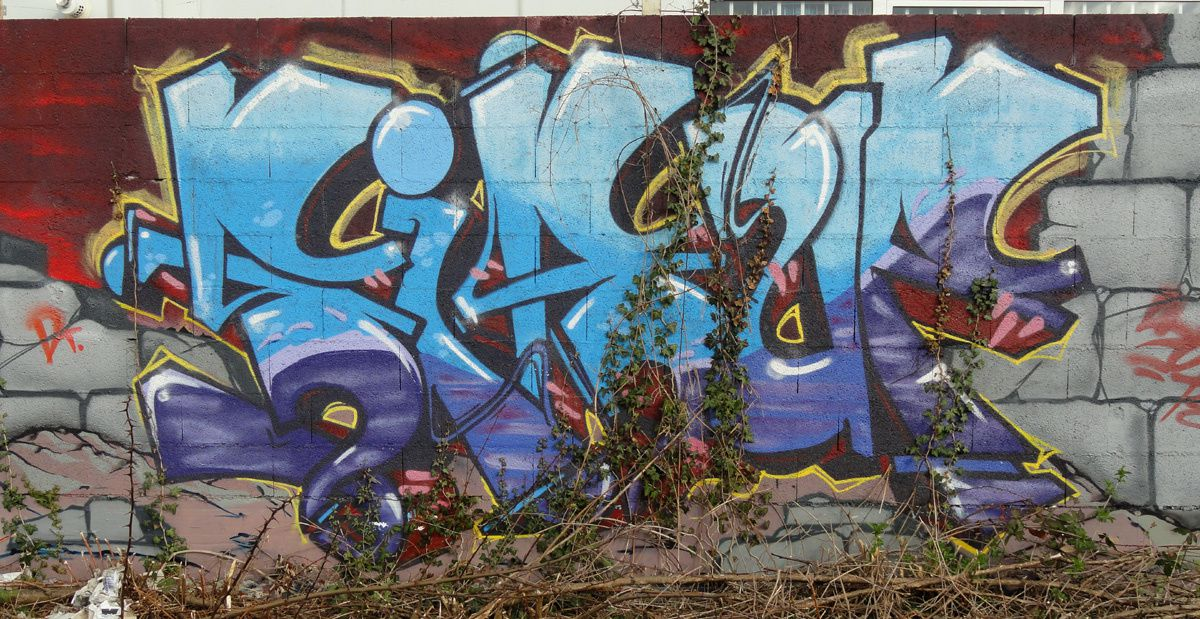 Album - Graffitis Dept 67 Tom 001