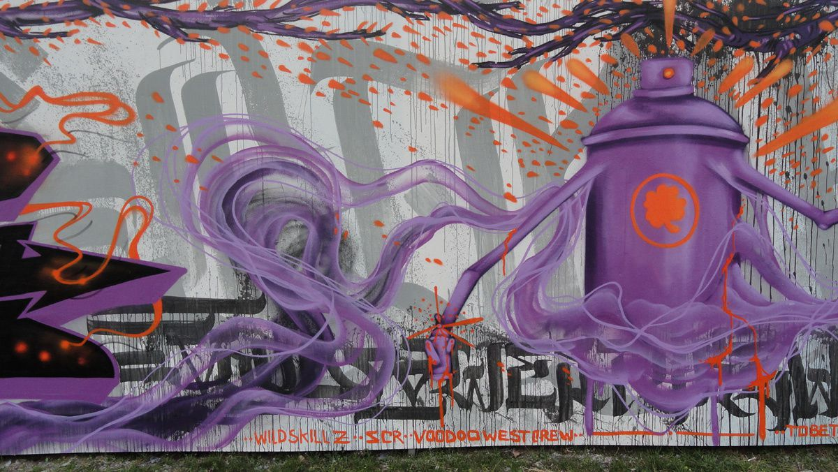 Album - Graffitis Allemagne Tom 001