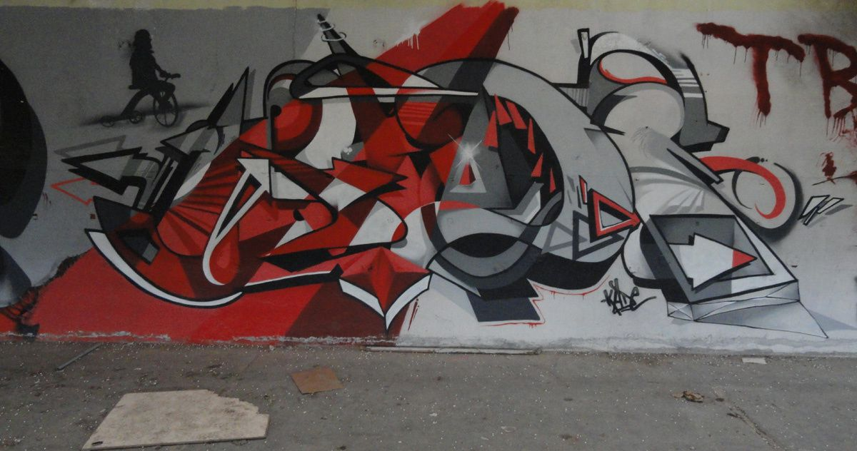 Album - Graffitis Dept 67 Tom 002