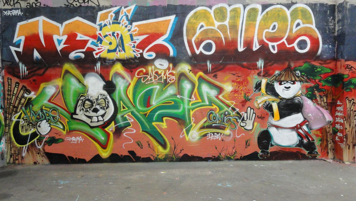 Album - Graffitis Dept 92 Tom 011