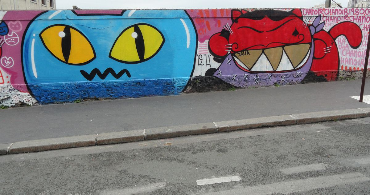 Album - Graffitis Paris Tom 052