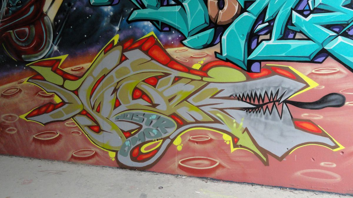 Album - Graffitis Dept 91 Tom 022