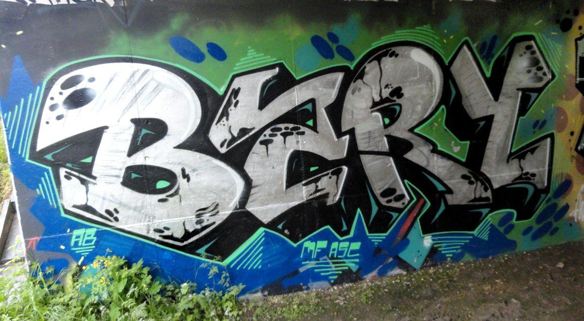 Graffitis Dept 18 tome 002