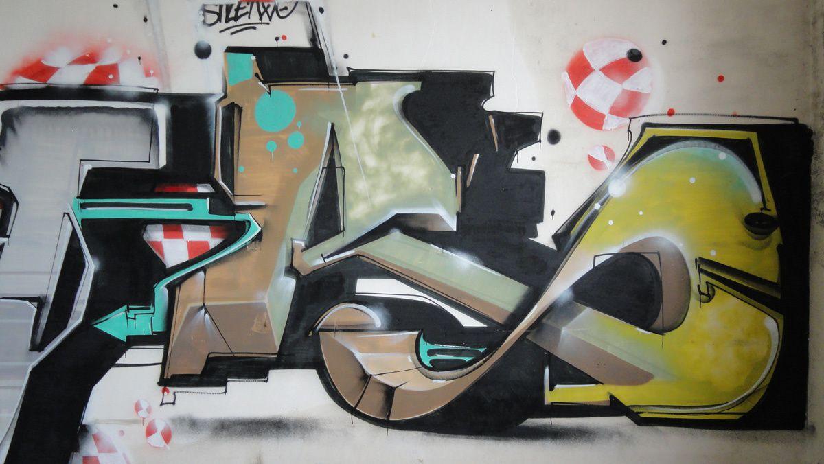 Graffitis Dept 18 tome 001
