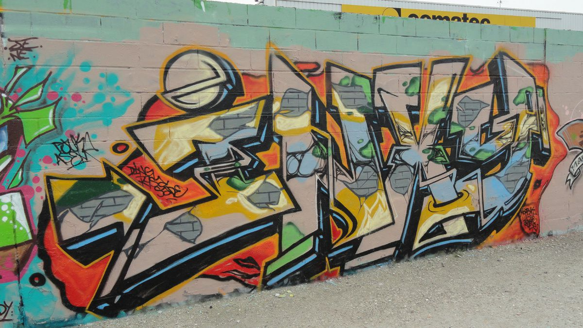 Album - Graffitis Dept 93 Tom 042
