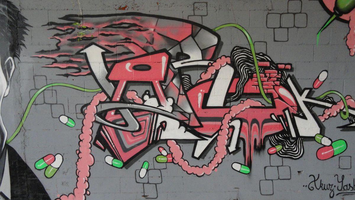 Album - Graffitis Dept 60 Tom 004