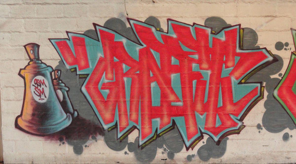 Street Art : Graffitis & Fresques Murales 76351 Le Havre