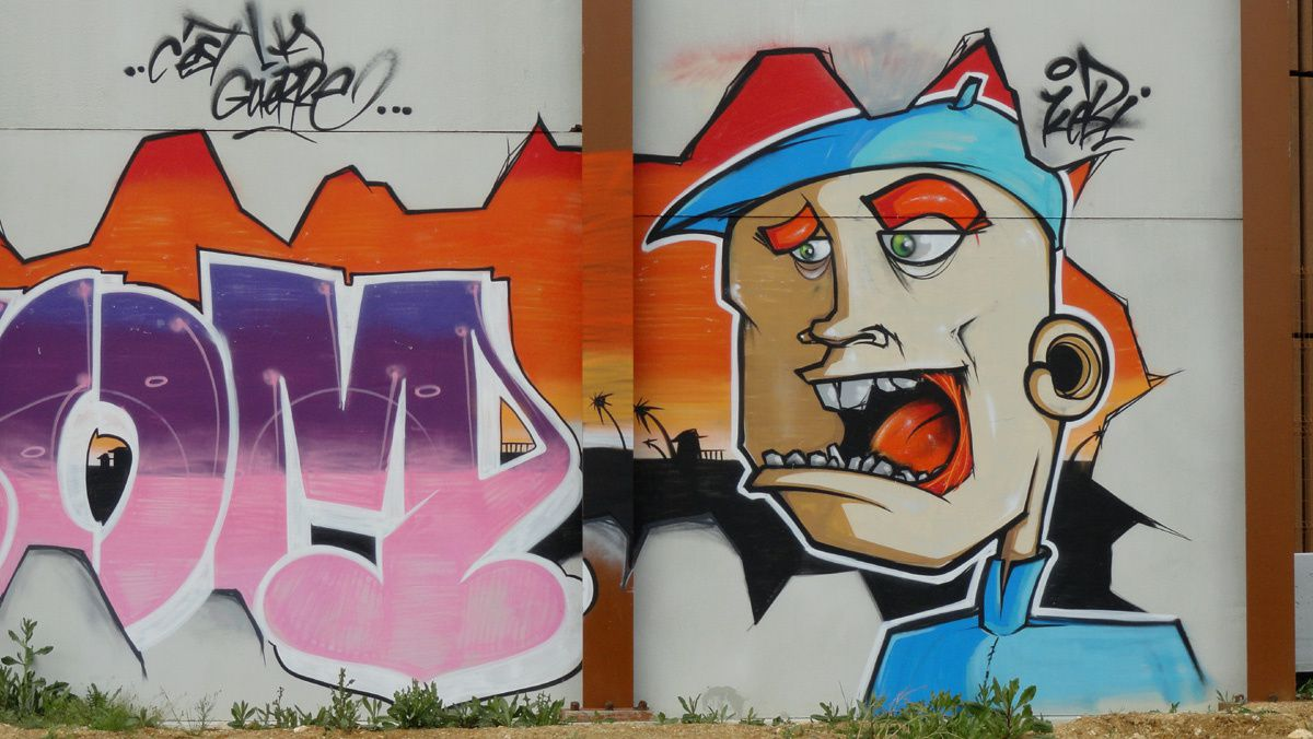 Album - Graffitis Dept 77 Tom 016