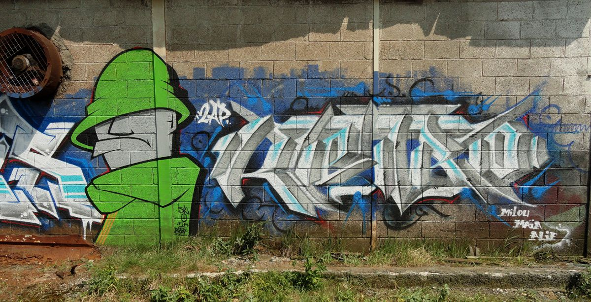 Album - Graffitis Dept 76 Tom 009