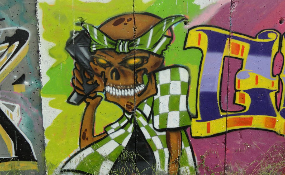 Album - Graffitis Dept 51 Tom 004