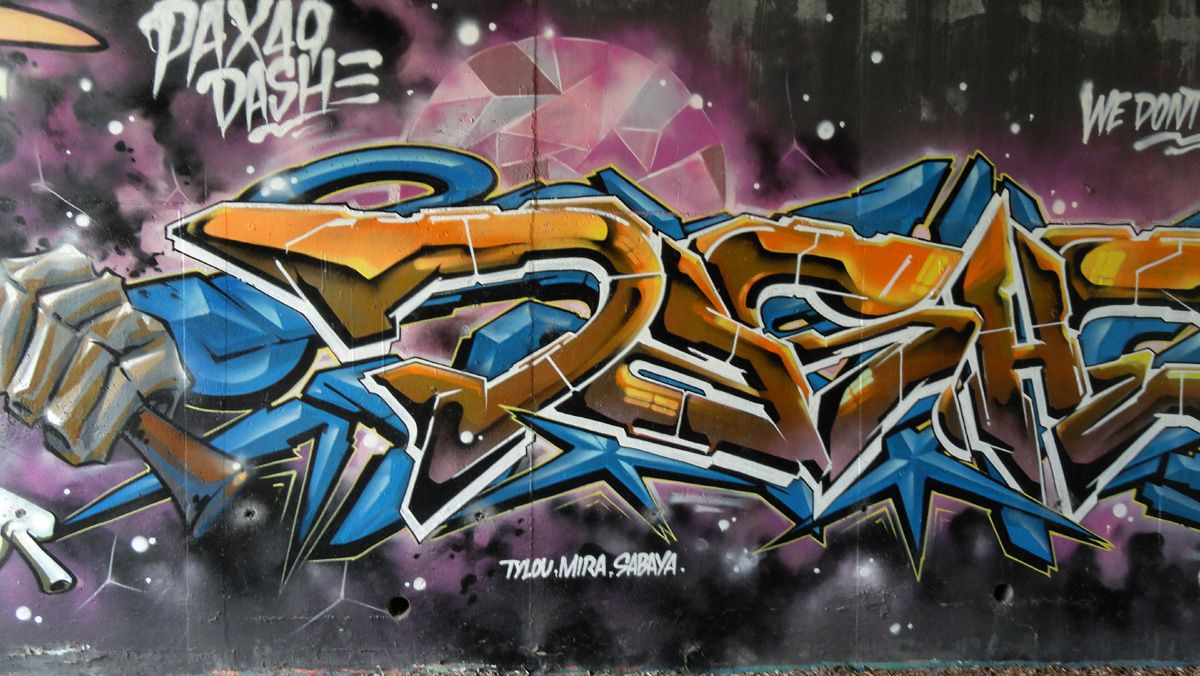 Album - Graffitis Dept 29 Tom 001
