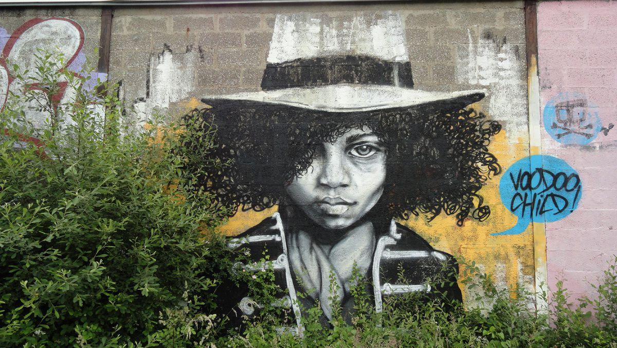 Street Art : Graffitis &amp&#x3B; Fresques Murales 44185 Saint Nicolas de Redon
