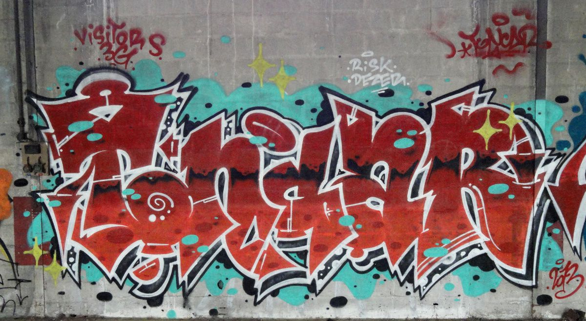 Album - Graffitis Dept 44 Tom 001