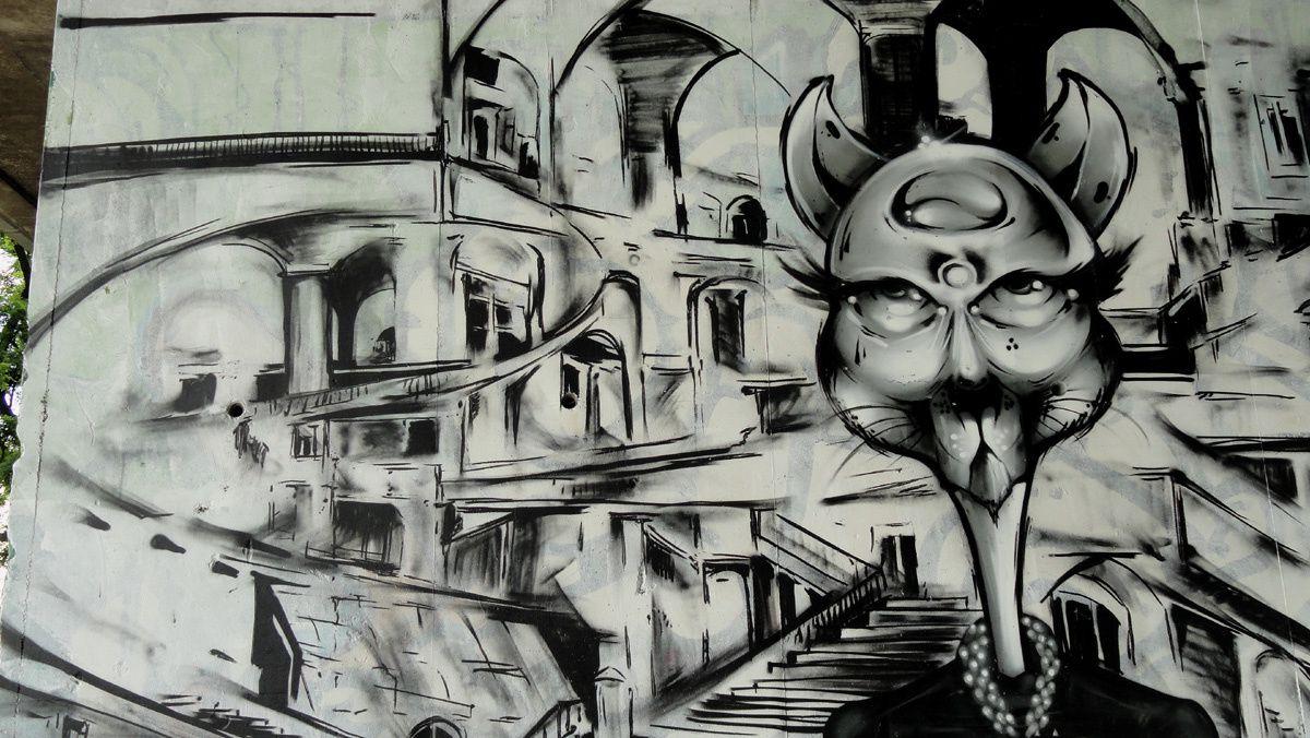 Album - Graffitis Dept 93 Tom 043