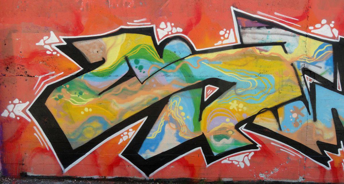 Album - Graffitis Vitry sur Seine Tom 010