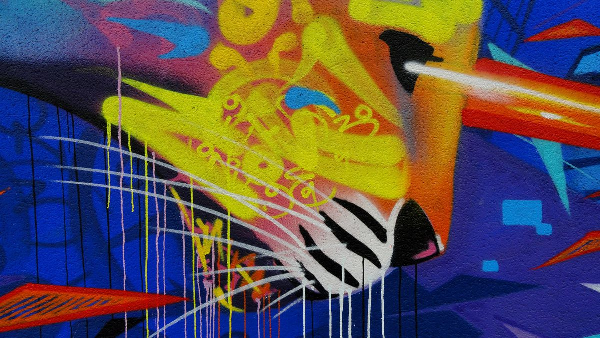 Street Art : Graffitis &amp&#x3B; Fresques Murales 93200 Saint Denis