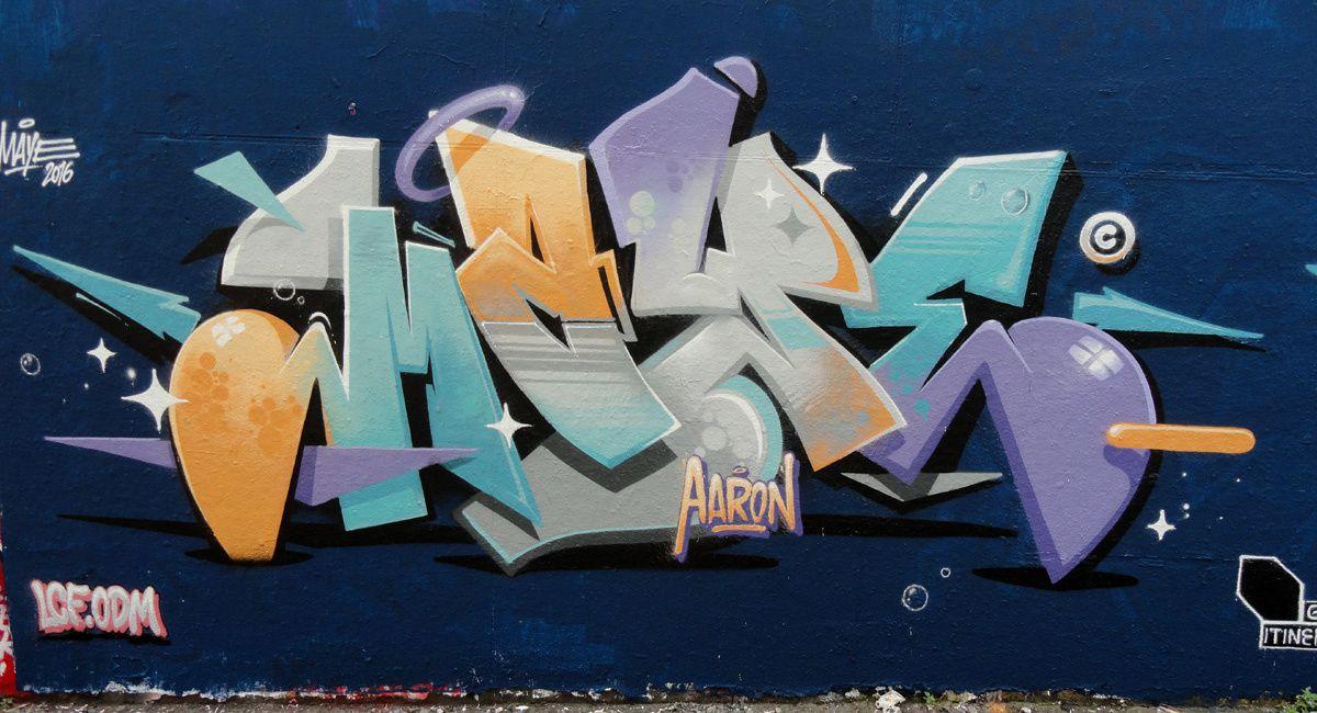 Street Art : Graffitis &amp&#x3B; Fresques Murales 75013 Paris