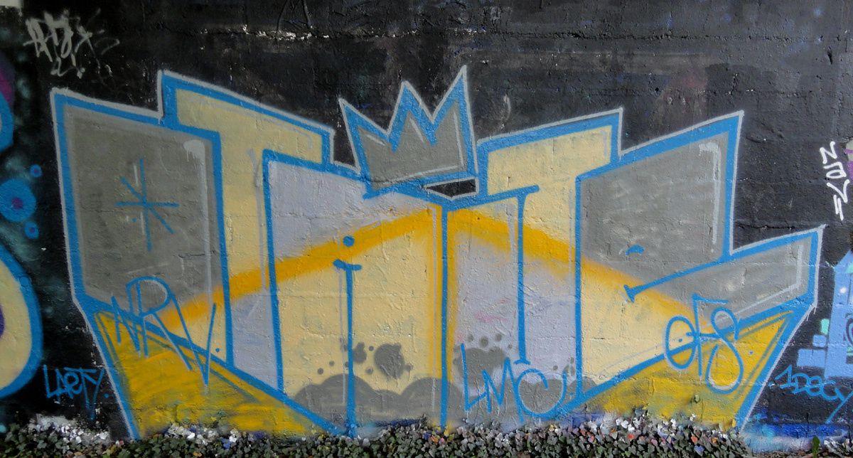 Street Art : Graffitis &amp&#x3B; Fresques Murales 93006 Bagnolet