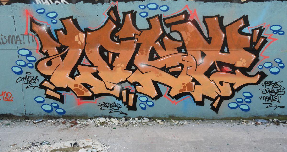 Street Art : Graffitis &amp&#x3B; Fresques Murales Département Seine Saint Denis (93)