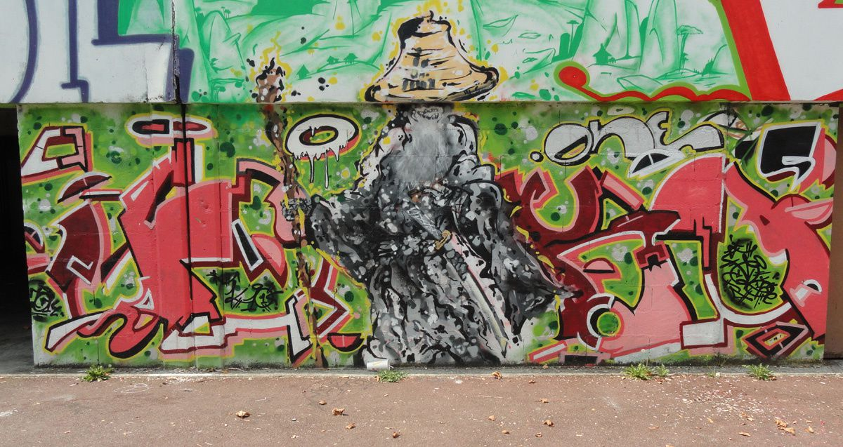 Street Art : Graffitis &amp&#x3B; Fresques Murales 87085 Limoges