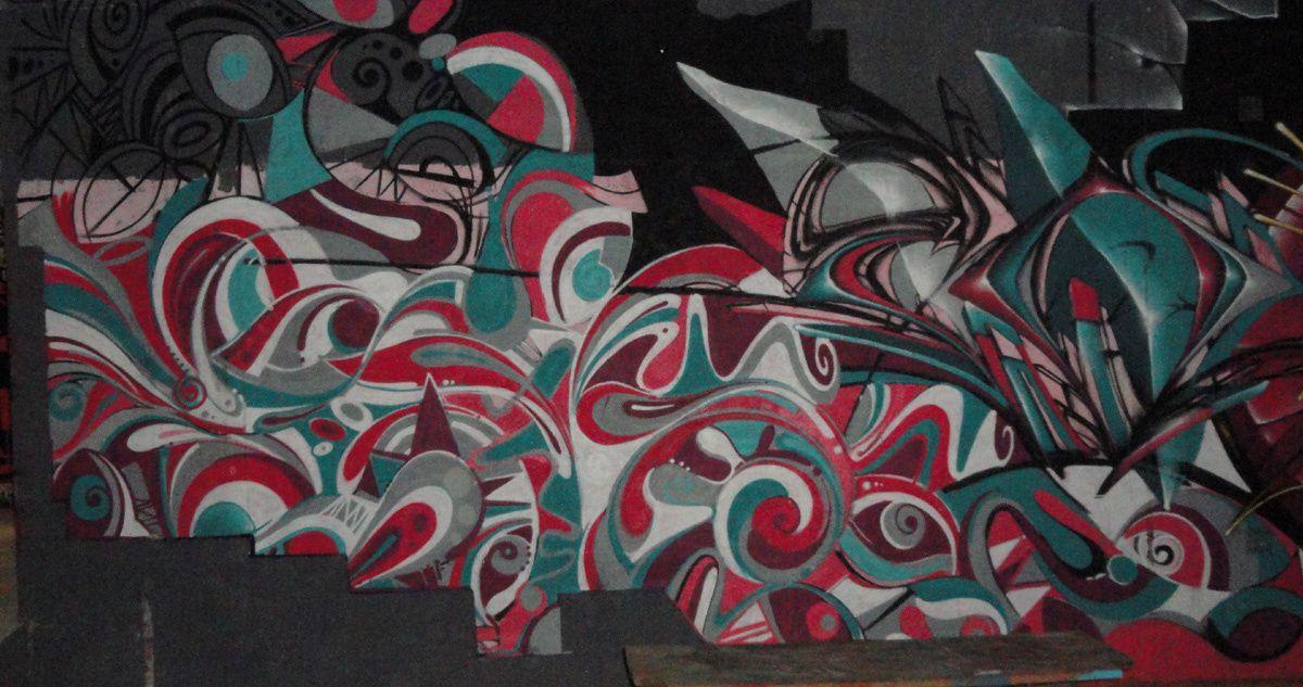 Album - Graffitis Dept 17 Tom 005