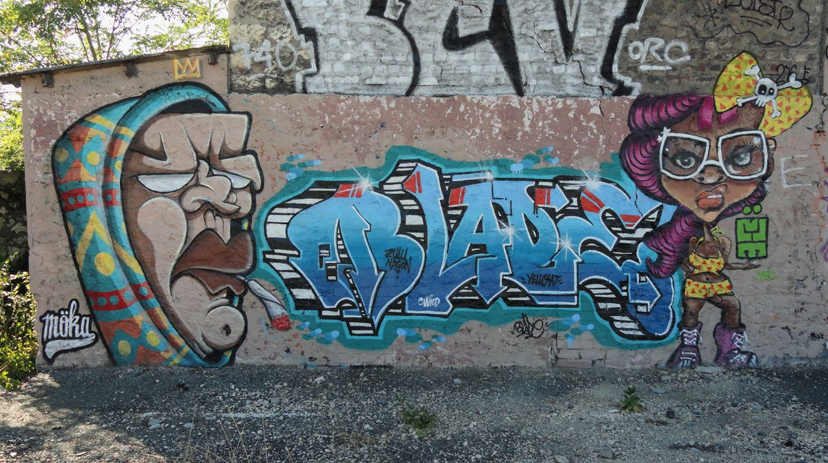 Album - Graffitis Bordeaux Tom 008