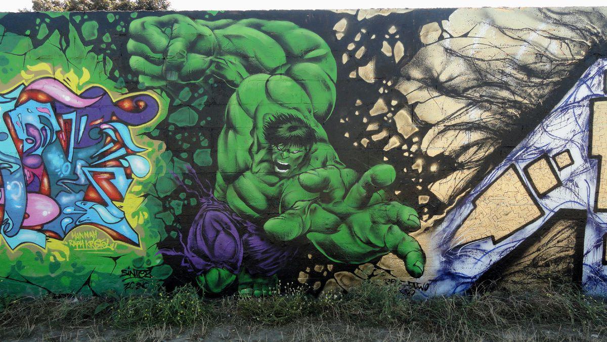 Album - Graffitis Dept 93 Tom 045