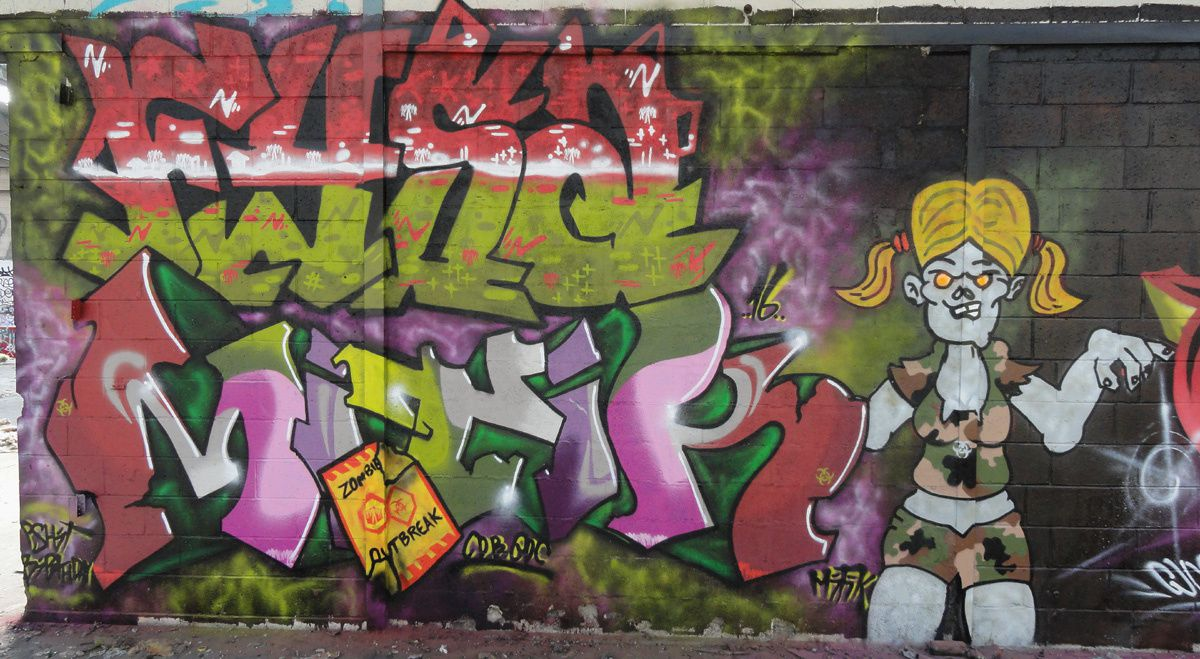 Album - Graffitis Dept 60 Tom 005