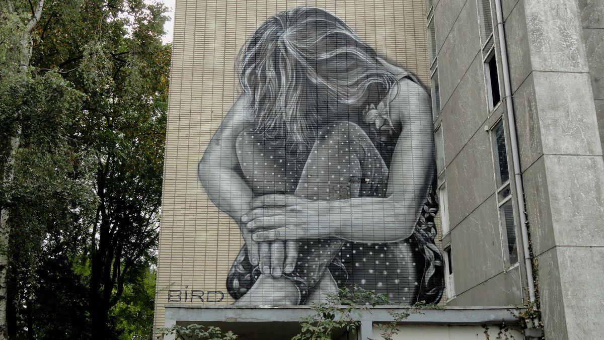 Street Art : Graffitis &amp&#x3B; Fresques Murales 2000 Antwerpen (Anvers)(Belgique)