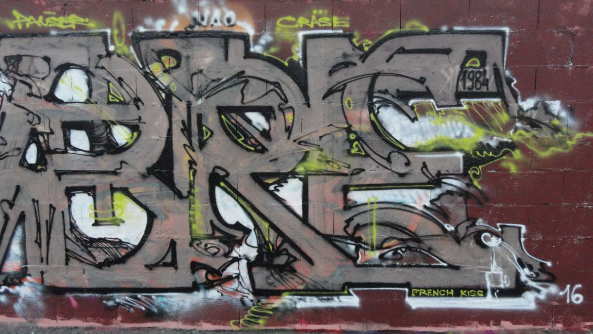 Album - Graffitis Dept 92 Tom 012
