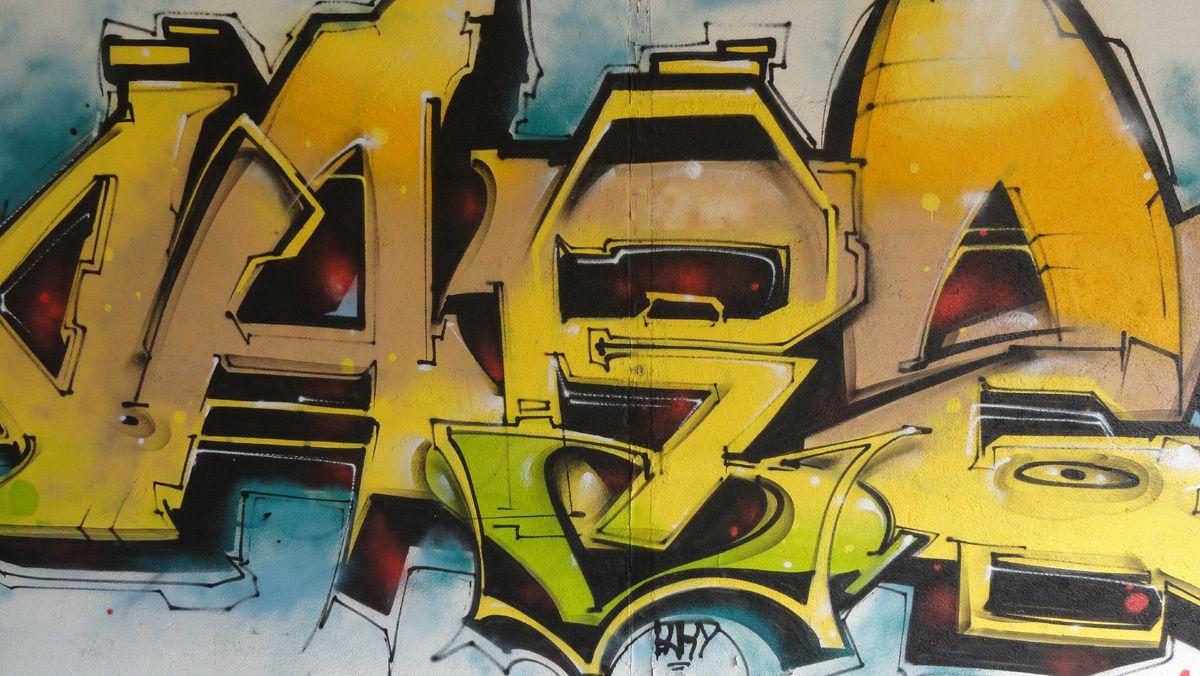 Street Art : Graffitis &amp&#x3B; Fresques Murales 18033 Bourges