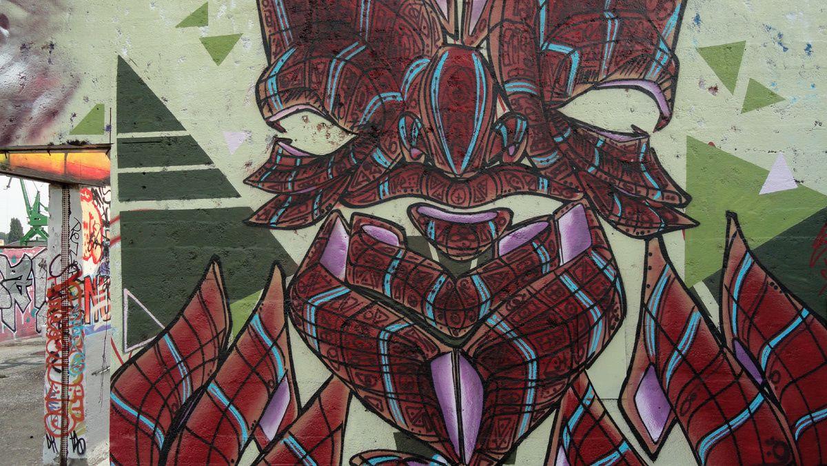 Album - Graffitis Belgique Tom 011