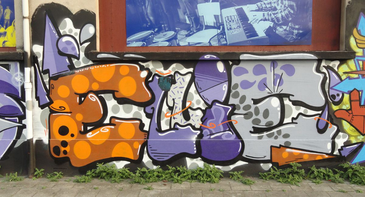 Album - Graffitis Belgique Tom 011