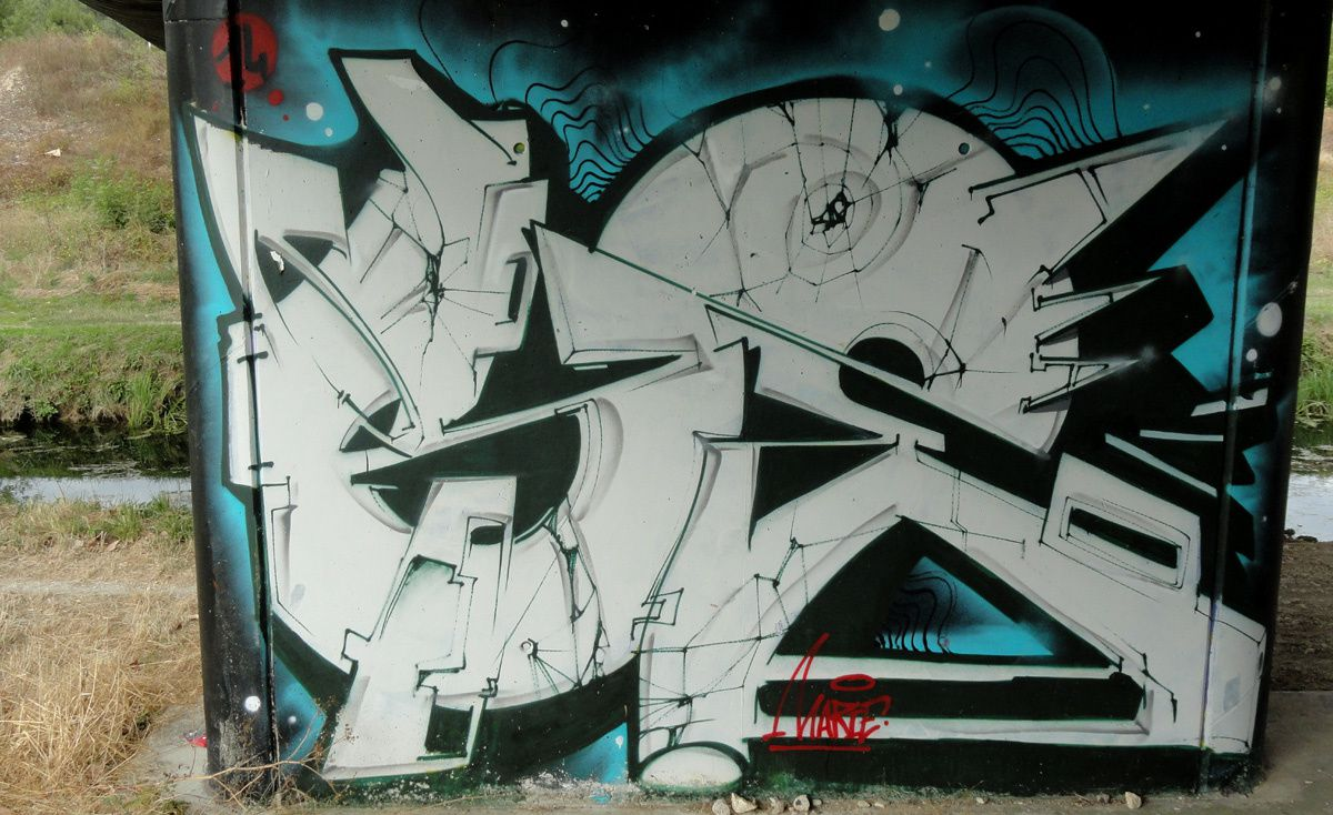 Graffitis Dept 18 tome 002