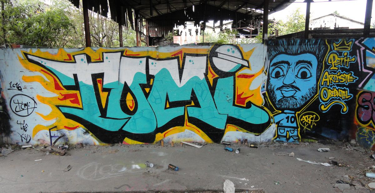 Album - Graffitis Dept 95 Tom 004