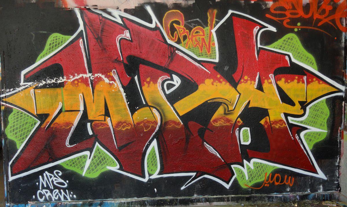 Street Art : Graffitis &amp&#x3B; Fresques Murales 30133 Grau du roi