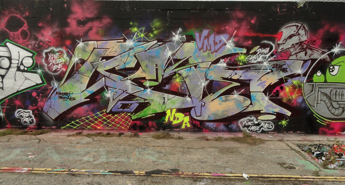 Album - Graffitis Dept 92 Tom 013