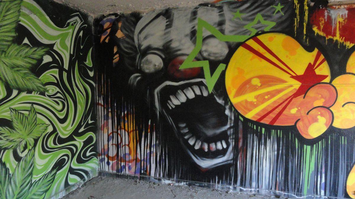 Album - Graffitis Dept 30 Tom 001