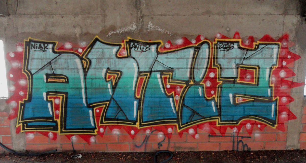 Street Art : Graffitis &amp&#x3B; Fresques Murales Département Haute Garonne (31)