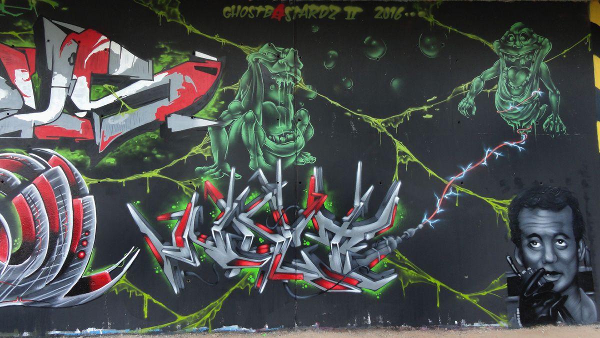 Street Art : Graffitis &amp&#x3B; Fresques Murales 45 Olivet