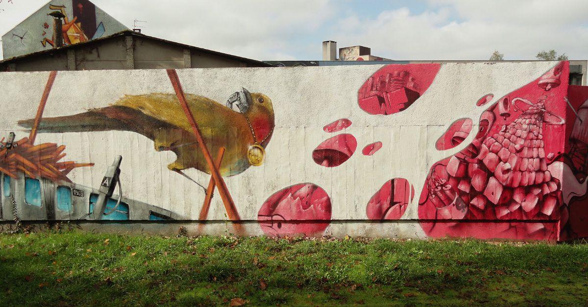 Album - Graffitis Dept 03 Tom 001