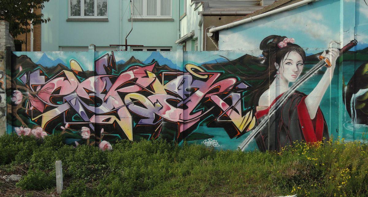 Album - Graffitis Dept 59 Tom 003