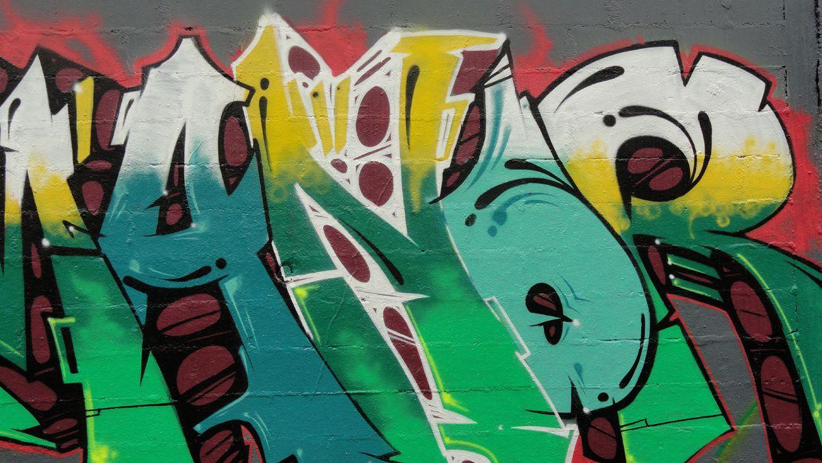Street Art : Graffitis &amp&#x3B; Fresques Murales Département Essonne (91)
