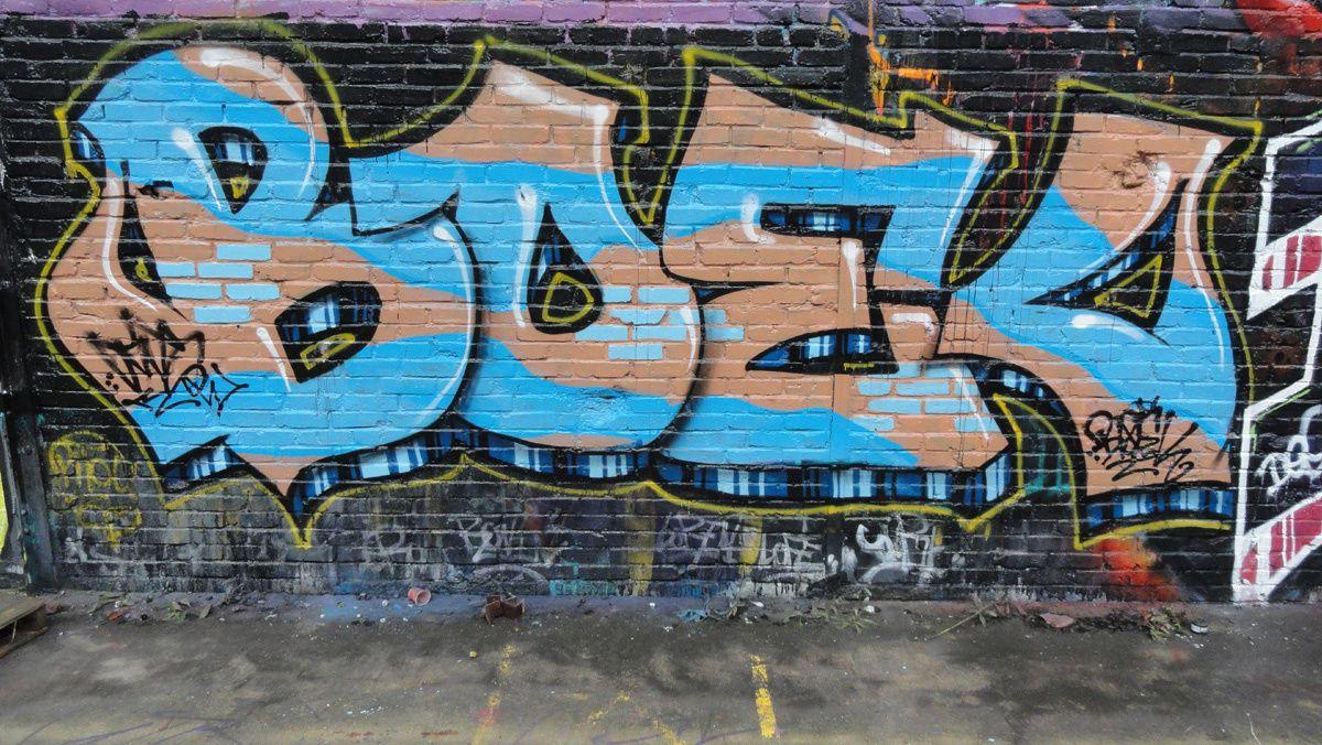 Street Art : Graffitis &amp&#x3B; Fresques Murales Département des Hauts de Seine (92)