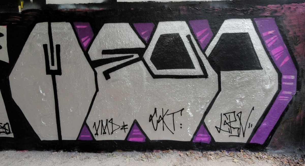 Album - Graffitis Dept 92 Tom 014