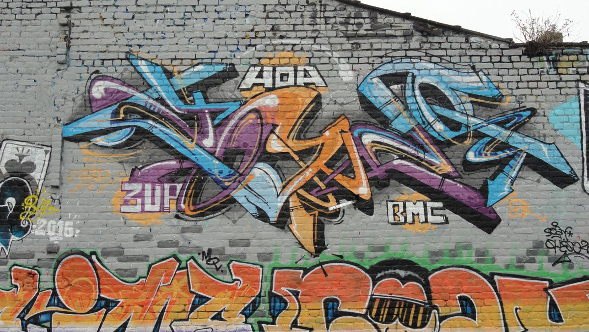 Album - Graffitis Dept 59 Tom 004