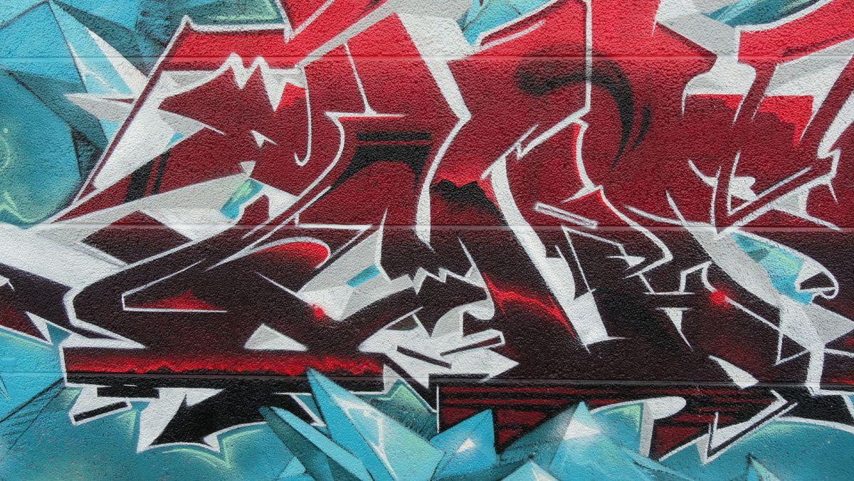 Street Art : Graffitis &amp&#x3B; Fresques Murales 1850 Grimbergen (Belgique)