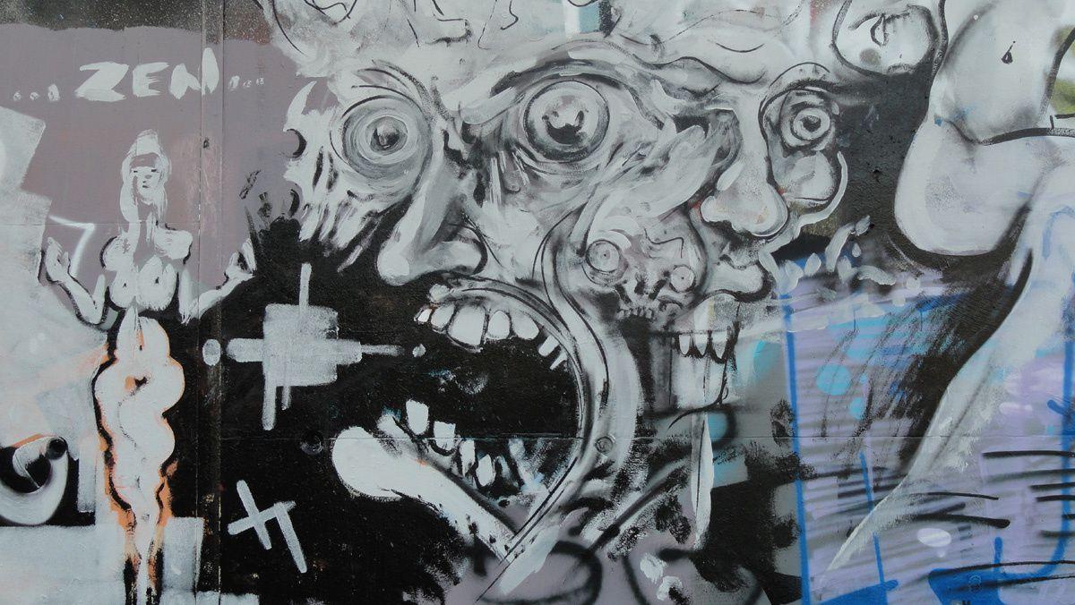 Street Art : Graffitis &amp&#x3B; Fresques Murales 80021 Amiens