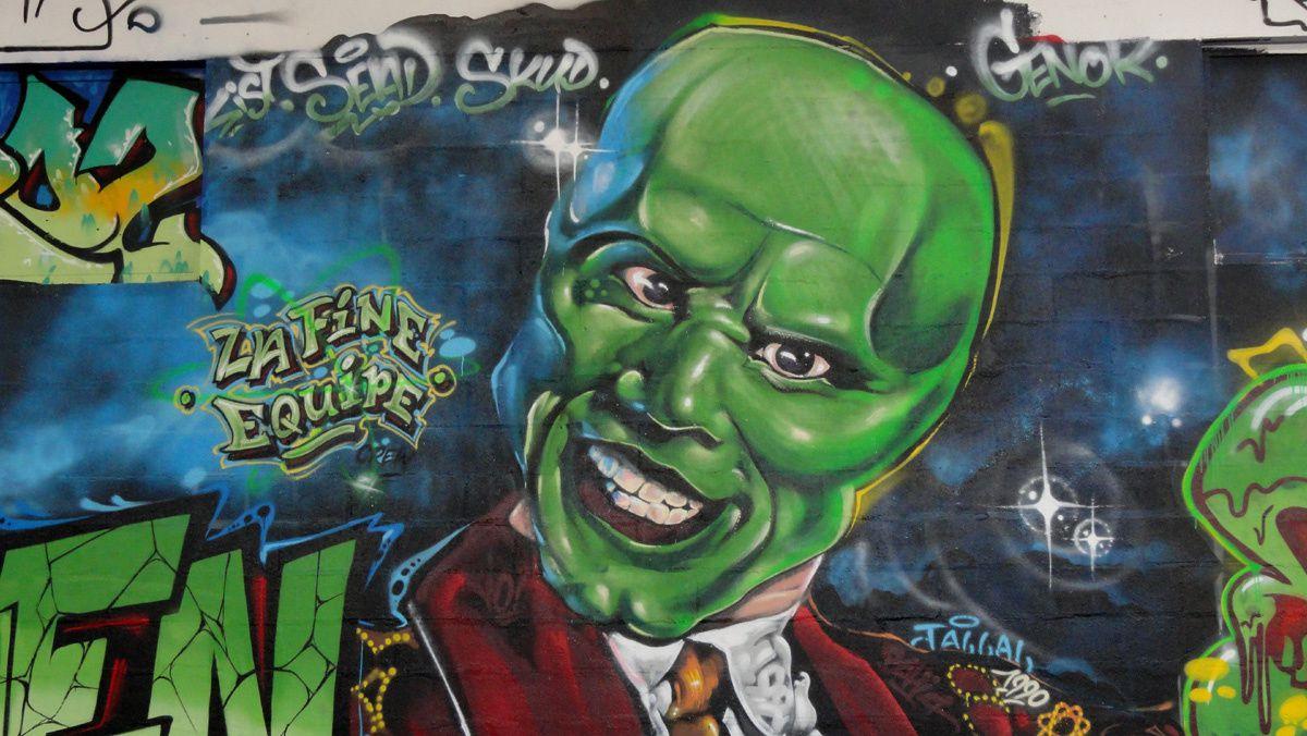 Street Art : Graffitis &amp&#x3B; Fresques Murales Département Val d'Oise (95)