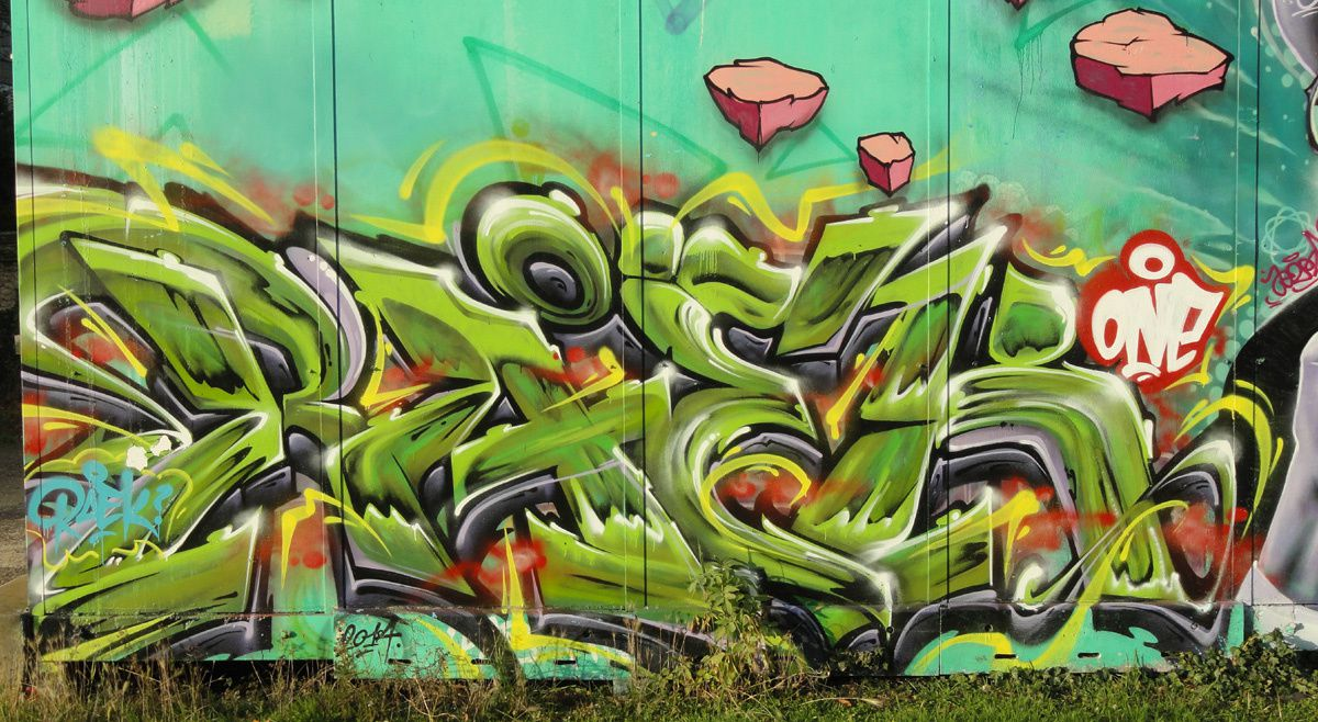 Album - Graffitis Dept 27 Tom 002